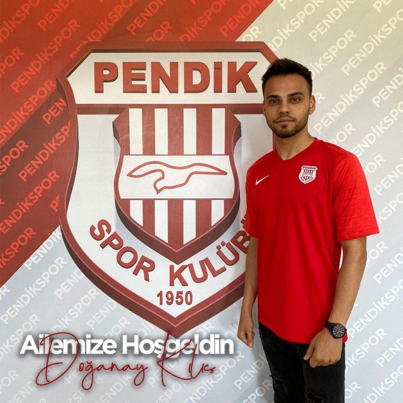 Pendikspor'dan Sezonun İlk Transferi: Milli Takım Futbolcusu Doğanay Kılıç