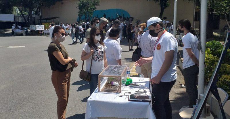 Pendik Anadolu Lisesi'nde '4006 TÜBİTAK Bilim Fuarı' Açıldı