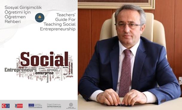 Tuzla İlçe Milli Eğitim Müdürlüğü'nden Sosyal Girişimciliği Destekleyen Kitap