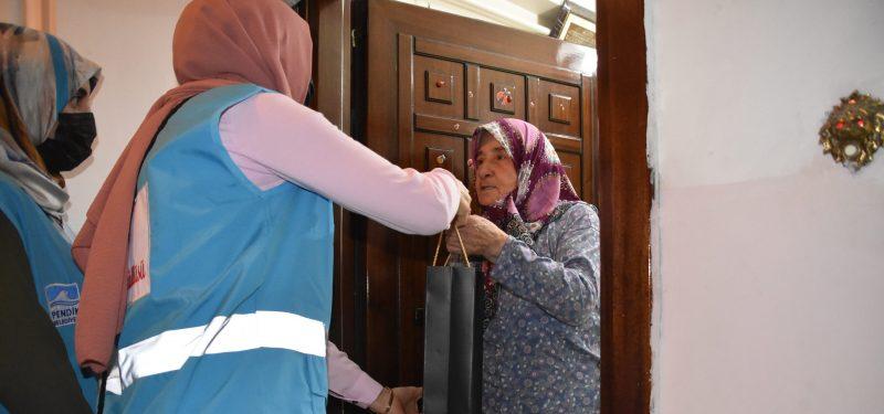 Gazi ve Şehit Aileleri Unutulmadı