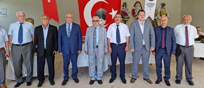 Sezai Kantarcı yeniden başkan seçildi