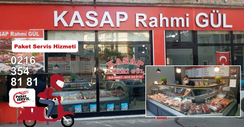 Kasap Rahmi Gül'den 'Paket Servis' Hizmeti