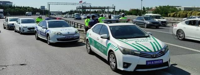 Kurban Bayramı öncesi trafik yoğunluğu takip ediliyor