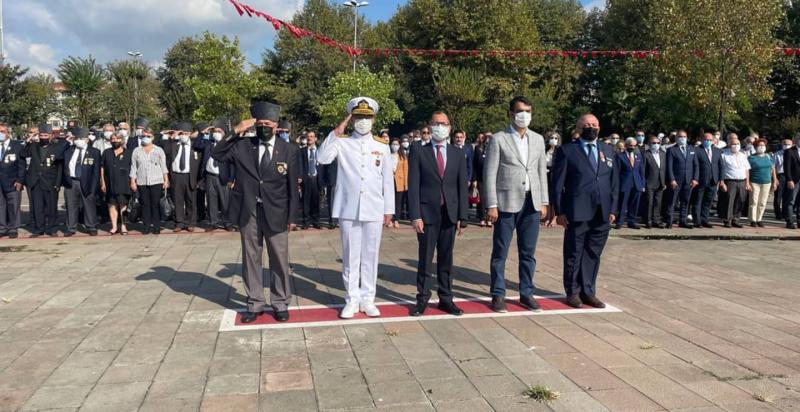 Gaziler Günü Pendik'te etkinliklerle Kutlandı